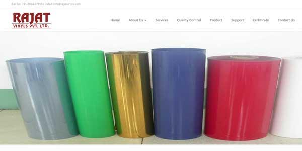 Rajat Vinyls Pvt. Ltd